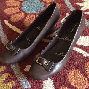 Rockport adiPRENE By adidas Dark Brown Heels